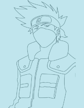 The adventures of Kakashi hatake