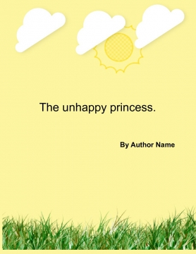 The unhappy princess
