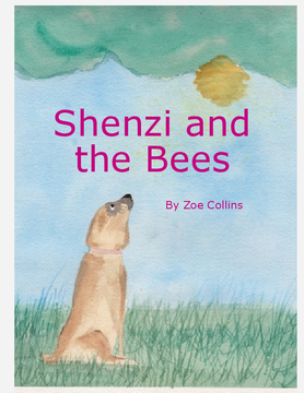 Shenzi and the Bees
