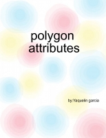 polygon attributes