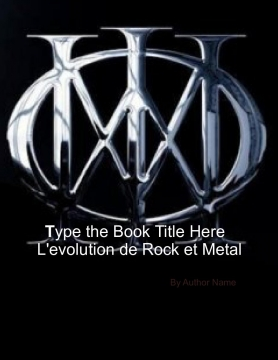 L'Evolution de Metal et Rock