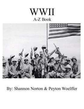 WWII A-Z Book