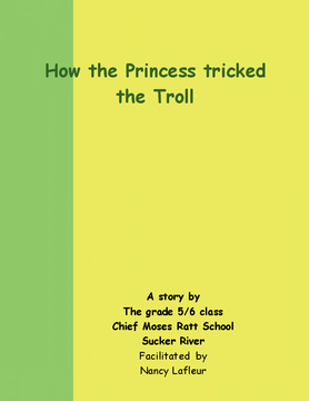 How the Princess tricked the Troll