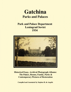 Gatchina - Parks and Palaces - 1934