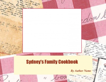 Sydney's Family Cookbook