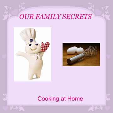 Our Family Secrets