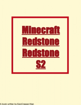 Minecraft:Redstone Season 2
