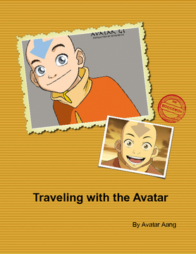 Traveling with the Avatar