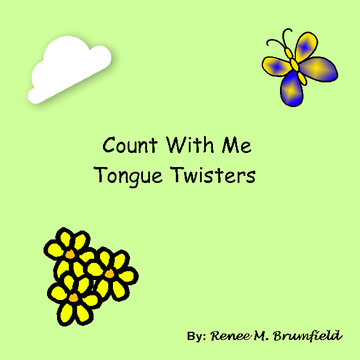 Count with me tongue twisters