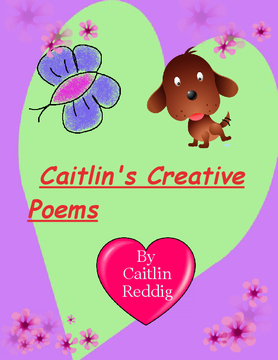 Caitlin's Poetry Book