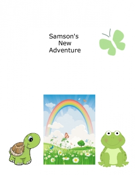 Samson's New Adventure