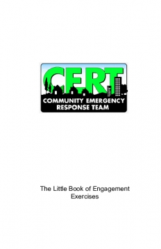 The Little Book of Engagement Exercises for CERT