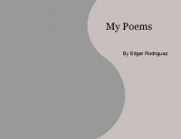 Poems Made Edgar