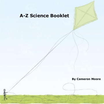 A-Z Science book