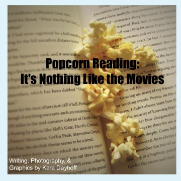 Popcorn Reading: It's Nothing Like the Movies