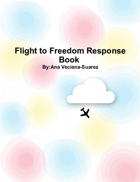 Flight to Freedom Response Book