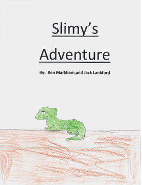 Slimy's Adventure