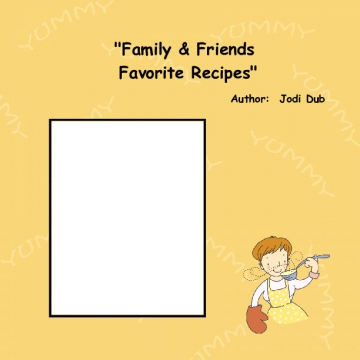 """Family & Friends Favorite Recipes"""
