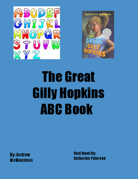 My Great Gilly Hopkins ABC Book