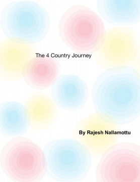 The 4 country journey