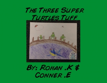 The Three Super Turtles Tuff