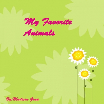 My Favorite Animal