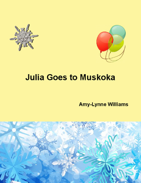 Julia Goes To Muskoka