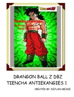 Dragon Ball Z TienChu Antiekangies 1