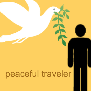Peaceful Traveler