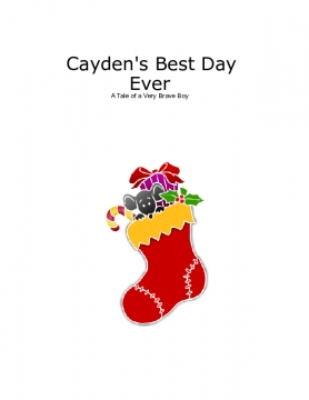 Cayden's Best Day Ever