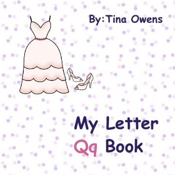 My Letter Qq Book