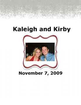 Kaleigh and Kirby