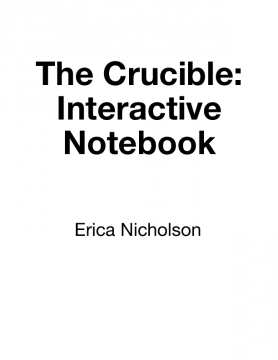 The Crucible:
