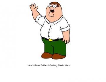Peter Griffin The Alcoholic