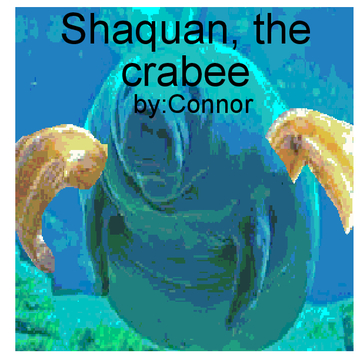 Shaquan, the crabee
