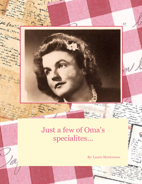 Oma's Signature Recipes