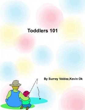 Guide for toddler