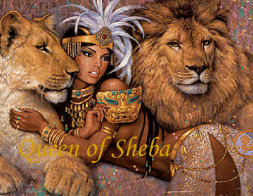 King Solomon And The Queen Of Sheba