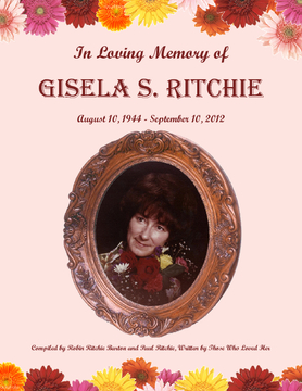 In Loving Memory of Gisela Ritchie