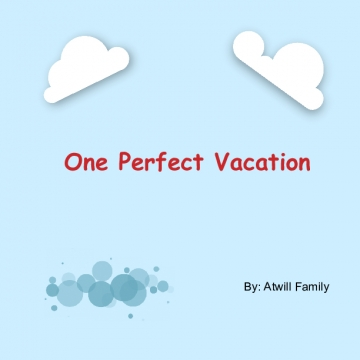 One Perfect Vacation