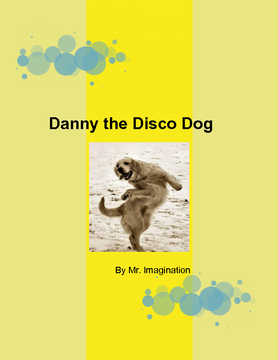 Danny the Disco Dog