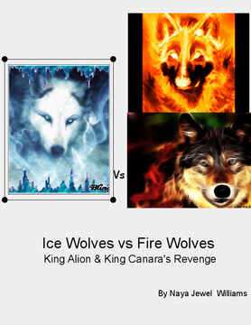 Ice Wolves vs Fire Wolves