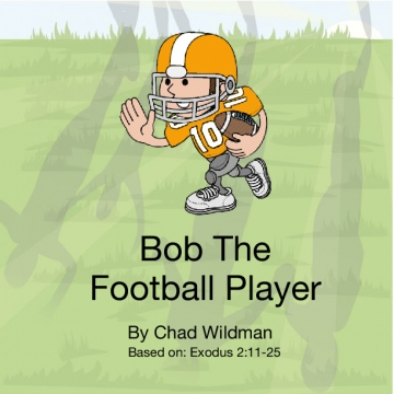 Bob The Football Player
