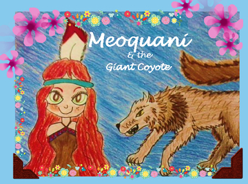 Meoquani & the Giant Coyote