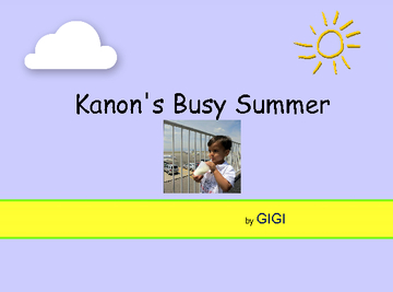 "Kanon""s Busy Summer"