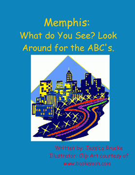 Memphis: What do You See? Look Around for the ABC's