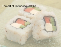 The Art of Japense Cuisine