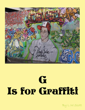 G is for Graffiti