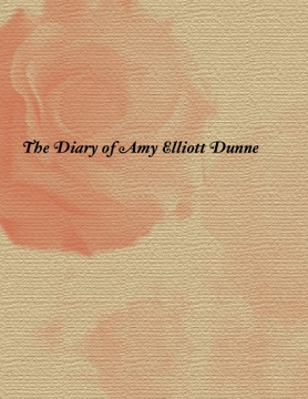 The Diary of Amy Elliott Dunne