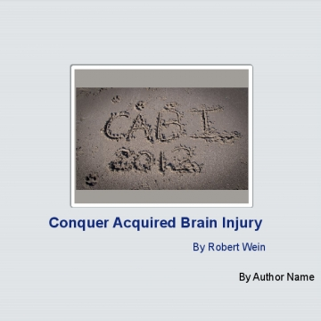 Conquer Acquired Brain Injury